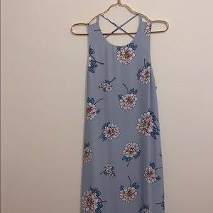 JOA LOS ANGELES: floral maxi dress